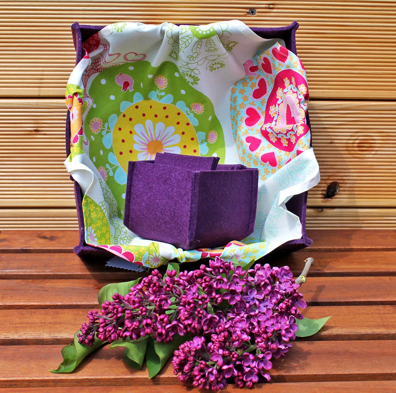 Violettes Set