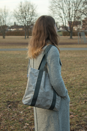 Blättertasche 3